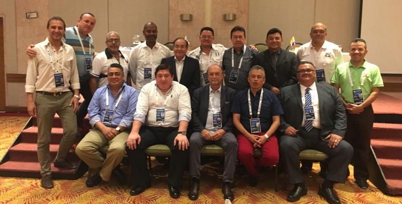 El nuevo Consejo Ejecutivo de AIPS