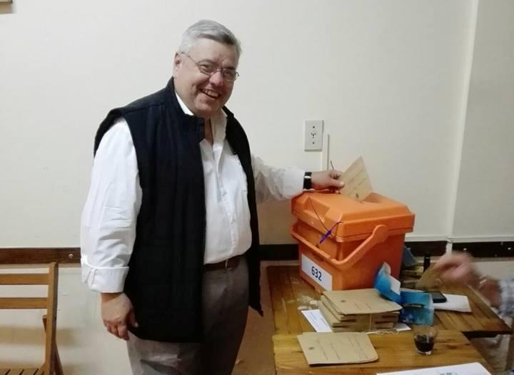 Ernesto Ortíz es el nuevo presidente